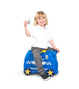 Trunki Børnekuffert Percy the Policecar