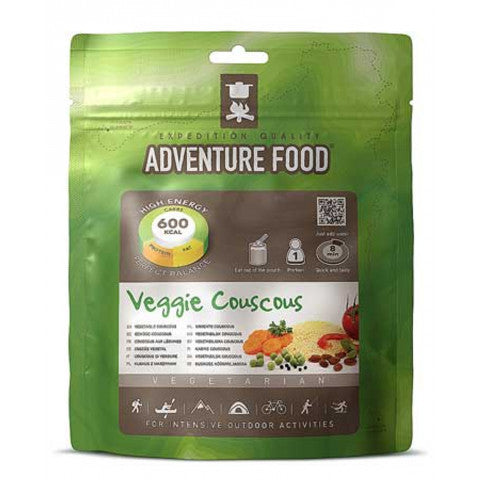 Adventure Food Veggie Cous Cous