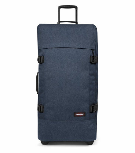 Eastpak Tranverz Double Denim Rejsetaske