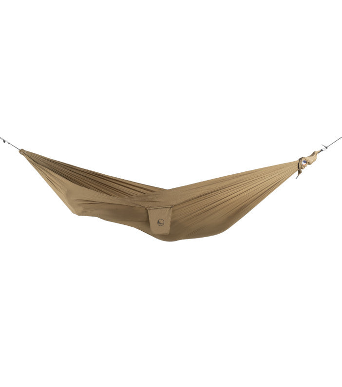 Ticket To the Moon Campact Hammock Brun