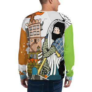 Wise fortune Men's Sweatshirt-THE WISE VISIONS