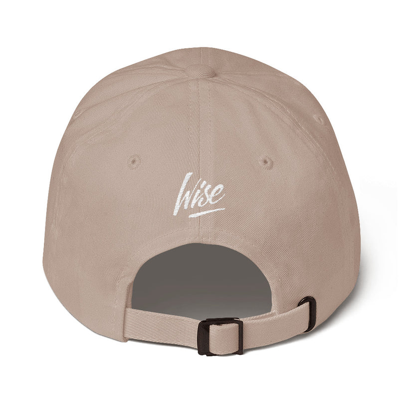 WISE UP Dad hat-THE WISE VISIONS