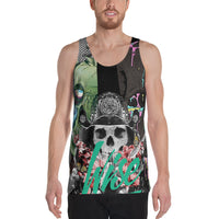 Sacred One Men's Tank Top-THE WISE VISIONS