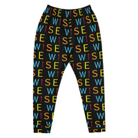 Colorful WISE UP Men's Classic Sweatpants