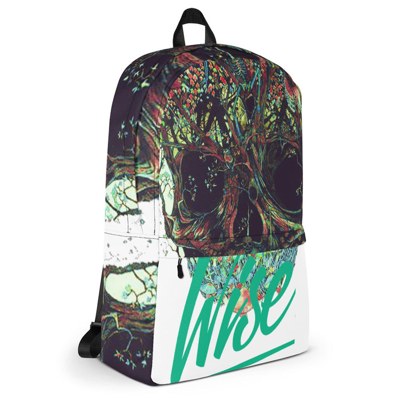 Tree of Wisdom Backpack-THE WISE VISIONS