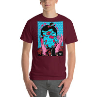 The Chaos Men's Classic Fit Short-Sleeve T-Shirt-THE WISE VISIONS