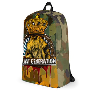 Last Generation Backpack-THE WISE VISIONS