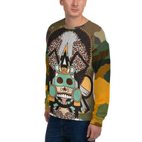 Survival Men's Sweatshirt-THE WISE VISIONS