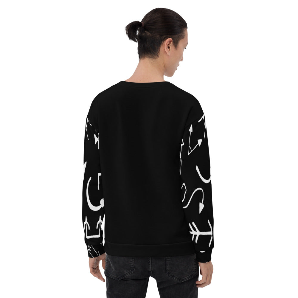 Rock Out Men's Fleece Sweatshirt