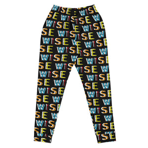 Colorful WISE UP Women's Sweatpants