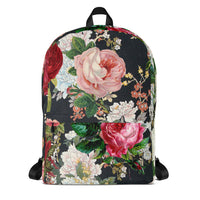 Flower Power Backpack-THE WISE VISIONS