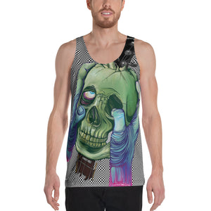 Stardom Men's Tank Top-THE WISE VISIONS