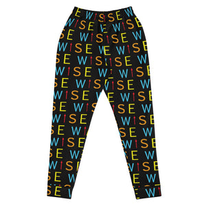 Colorful WISE UP Women's Classic Sweatpants