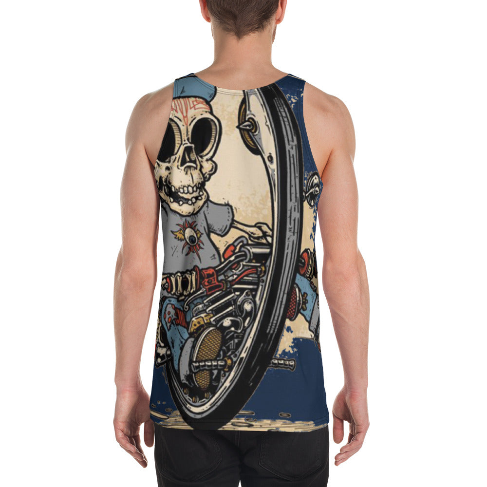 Winners Circle Men's Tank Top-THE WISE VISIONS