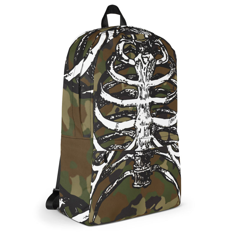 The Skeleton Backpack-THE WISE VISIONS