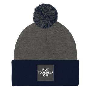 Self Made Knit Cap-THE WISE VISIONS