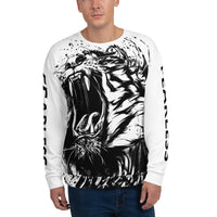 Fearless Men's Sweatshirt-THE WISE VISIONS