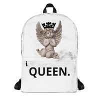 QUEEN Women's Backpack-THE WISE VISIONS