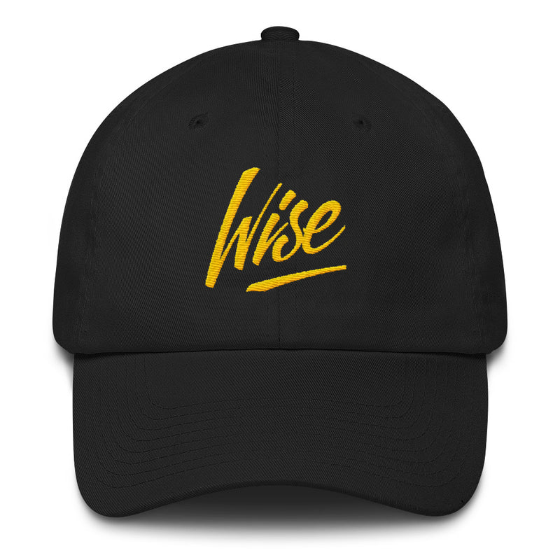 WI$E Cotton Cap-THE WISE VISIONS