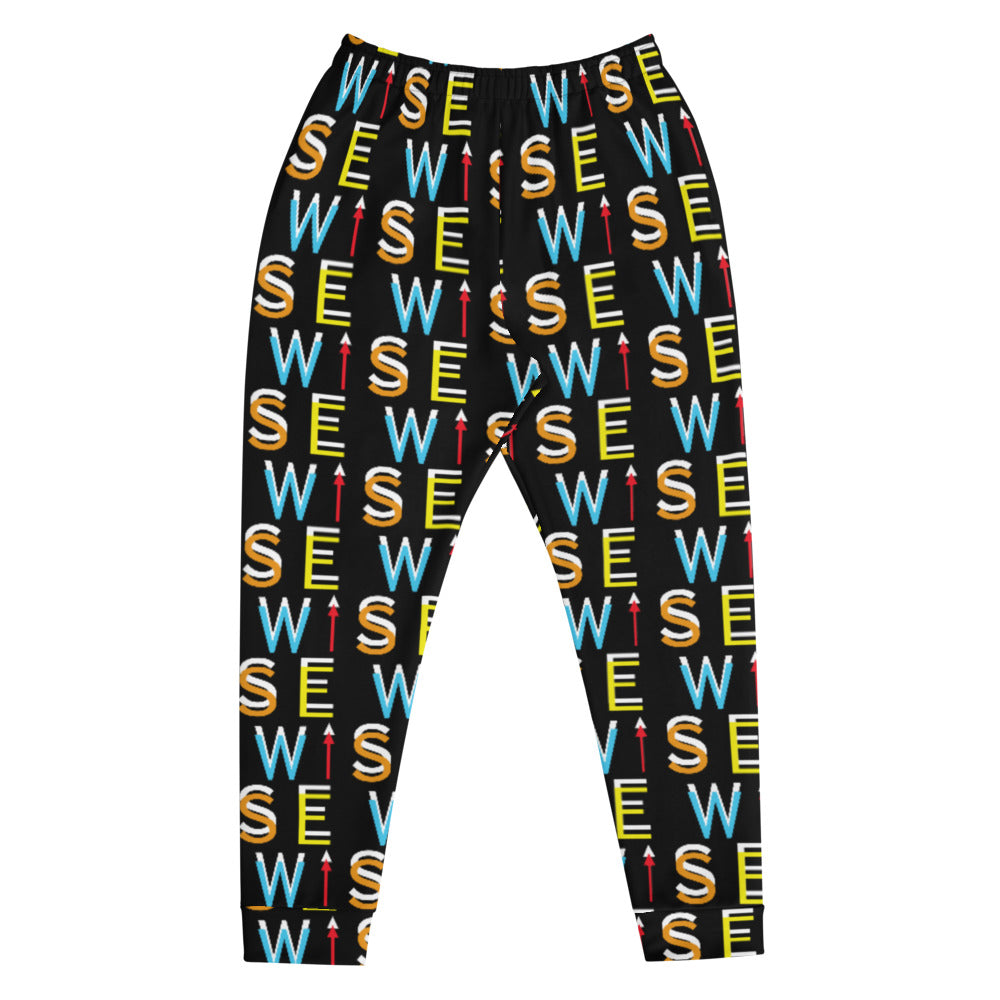 Colorful WISE UP Men's Sweatpants