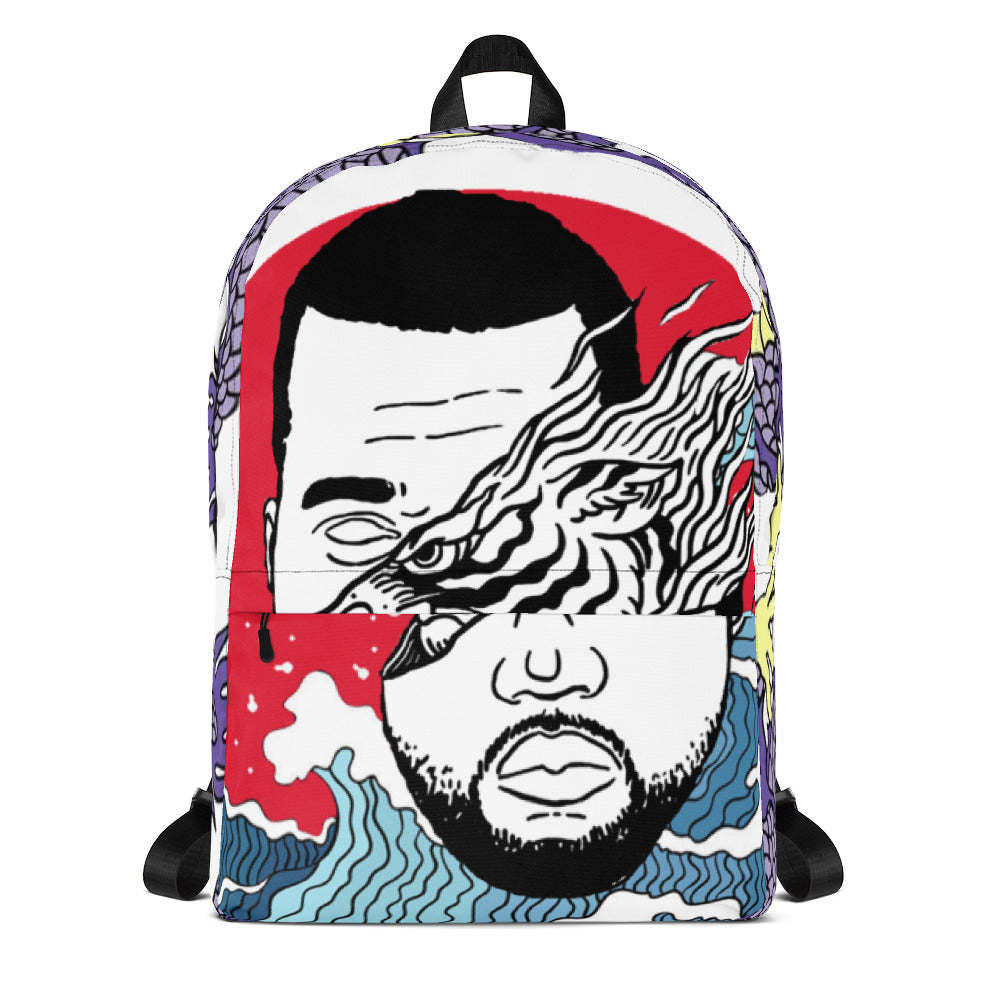The WI$E Culture Backpack-THE WISE VISIONS