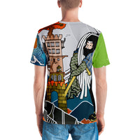Wise Fortune Men's T-shirt-THE WISE VISIONS