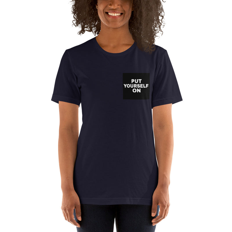Self Made Women's Classic Fit T-Shirt-THE WISE VISIONS