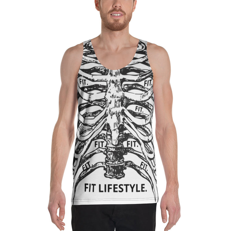 Fit Lifestyle Men's Tank Top-THE WISE VISIONS