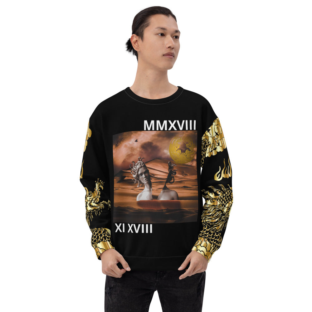 Wise Empire Men's Fleece Sweatshirt