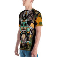 Survival Men's T-shirt-THE WISE VISIONS