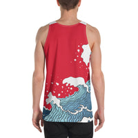 The WI$E Culture Men's Tank Top-THE WISE VISIONS
