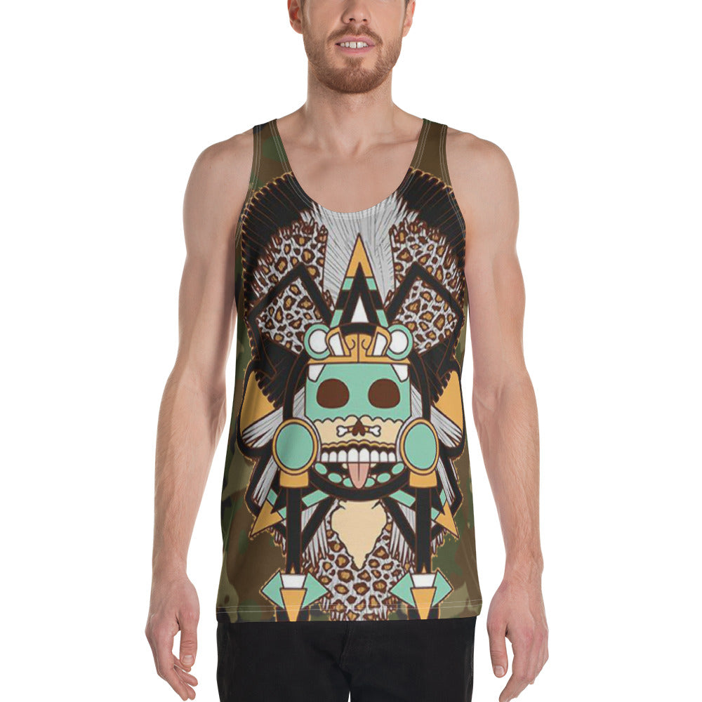 Survival Men's Tank Top-THE WISE VISIONS