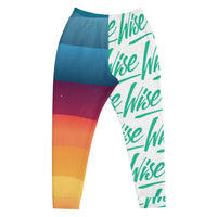 Colorblock Men's Sweatpants