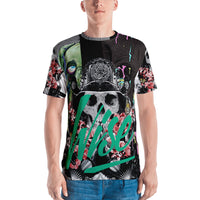 Sacred One Men's T-shirt-THE WISE VISIONS