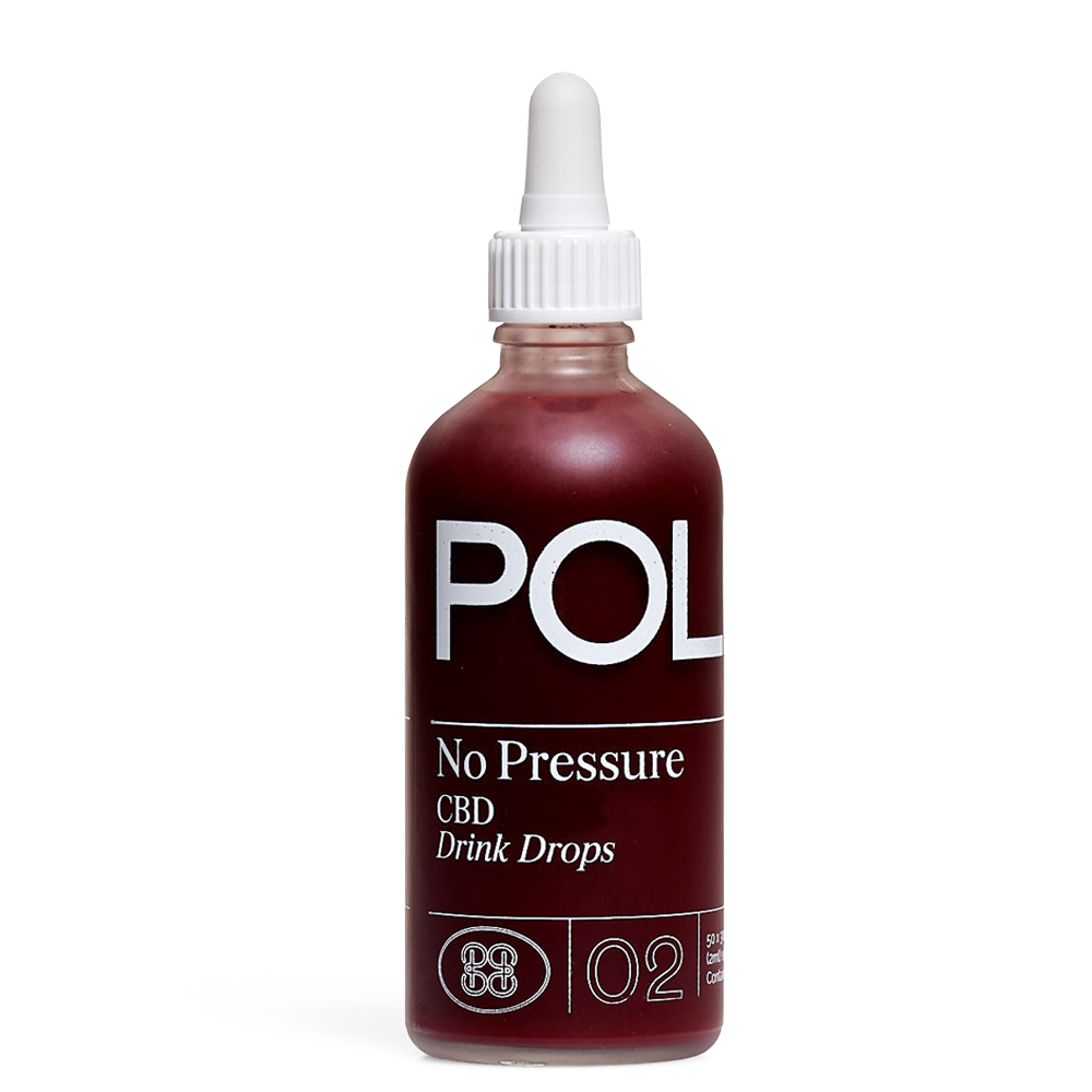 No Pressure CBD Drink Drops