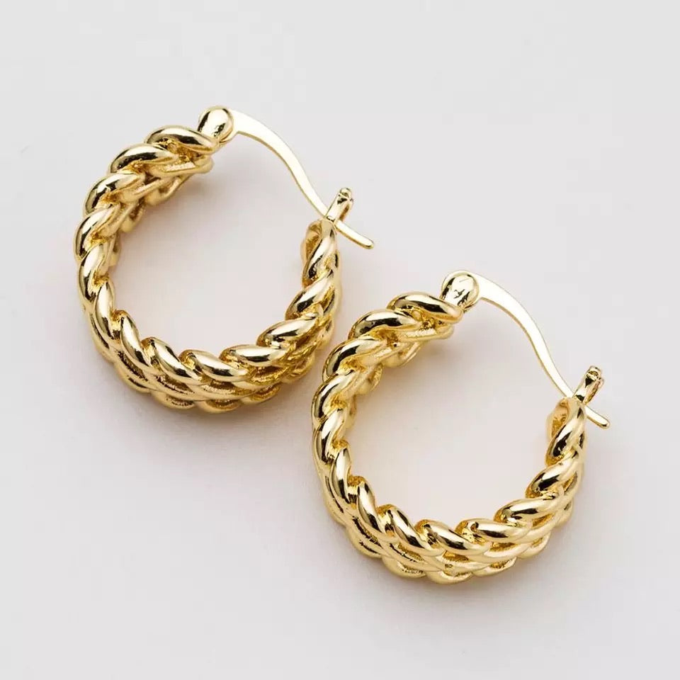 Oska Earrings