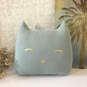 Coussin CHAT AMANDE