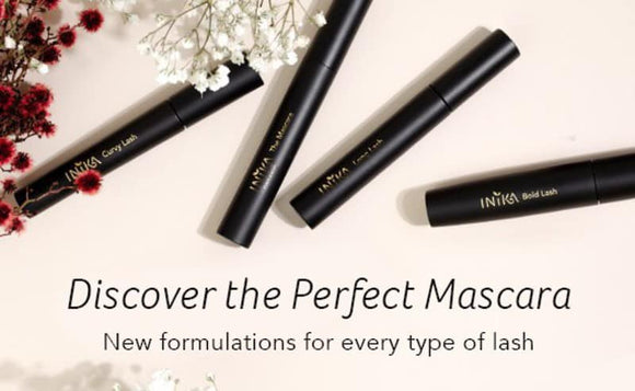 New Inika Organic Mascara - Shop The Range