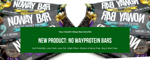Your Health Shop Marrickville NoWay Protein Bars