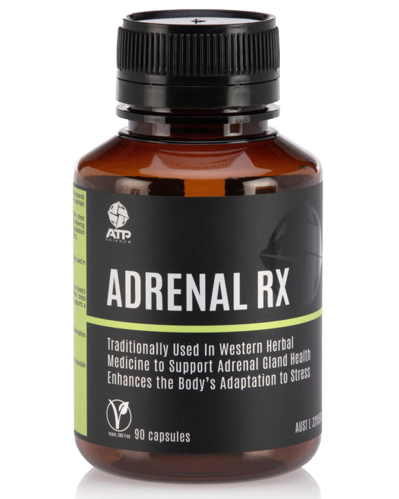 ATP SCIENCE Adrenal Rx 90c