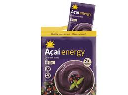 AMAZONIA Acai Smoothie Energy 4x100g