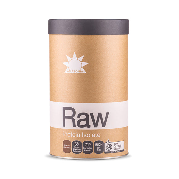 AMAZONIA RAW Protein Isolate Cacao 1k