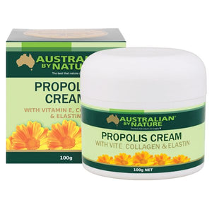 AUSTRALIAN BY NATURE Propolis Cream w Collagen 100g