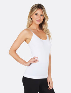 BOODY Bamboo Cami Top White Medium
