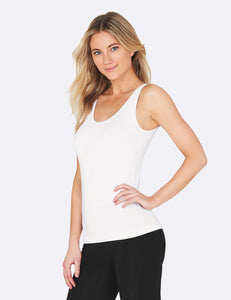BOODY Ladies Tank White Medium
