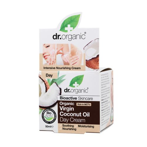 DR ORGANIC Coconut Oil Day Cream 50ml