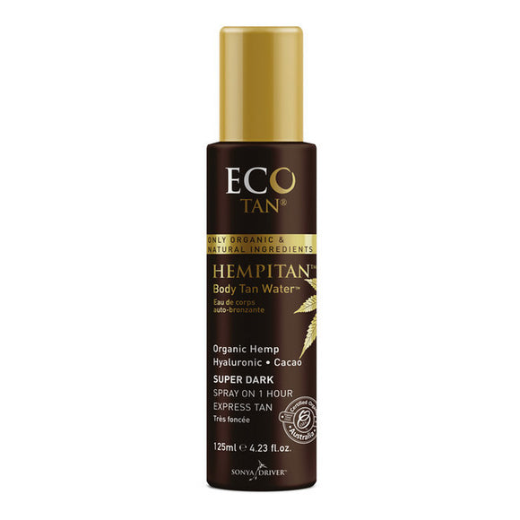 ECO TAN Eco Tan Organic Hempitan 125ml