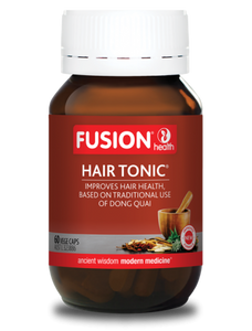 FUSION HEALTH Hair Tonic 60vc