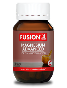 FUSION HEALTH Magnesium Advanced 120t