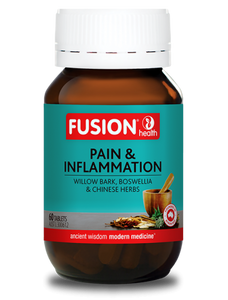 FUSION HEALTH Pain & Inflammation 60t